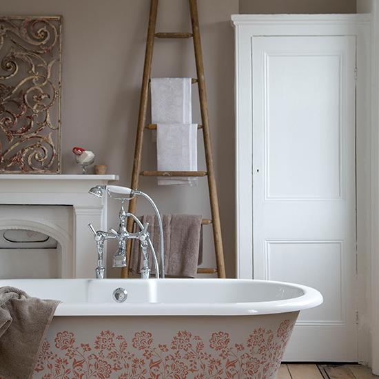 Оригинальный винтажный шкаф для ванной - Фото 3