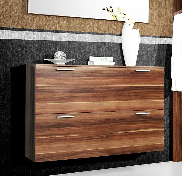 Деревянный шкафчик для обуви