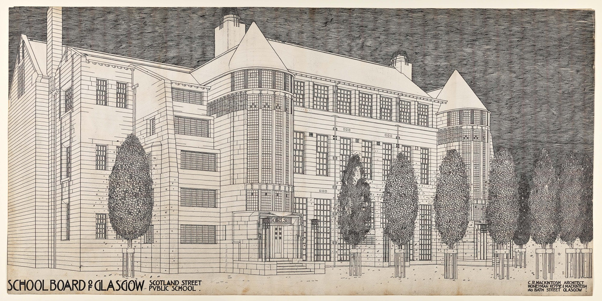 charles rennie mackintosh and scottish architecture essay In this essay, i will be discussing how charles rennie mackintosh has contributed to scottish architecture i will investigate his influences and how he affected architecture in scotland over his lifetime born on 7th june 1868 in glasgow, mackintosh became interested in architecture as a profession.