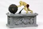 Кинетическая скульптура «Вечный Сизиф» Джейсона Аллеманна