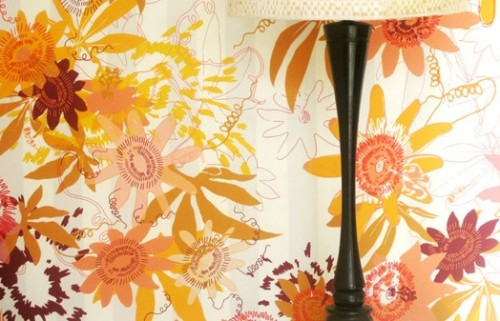 The original textile design of the Australian trio Sixhands - the style and luxury of a modern interior
