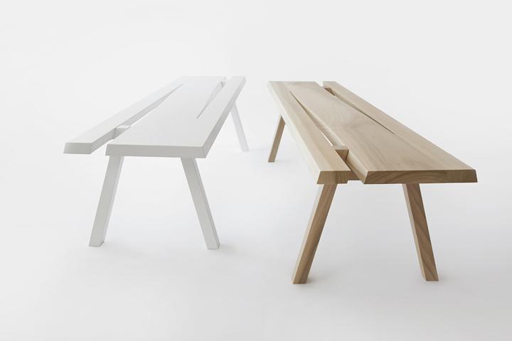Чудесные деревянные скамейки от Mike & Maaike for Council