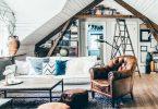 Живая богема и спокойный скандинавский стиль в интерьере квартиры
