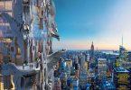 Скульптурный фасад: научные исследования в помощь архитекторам