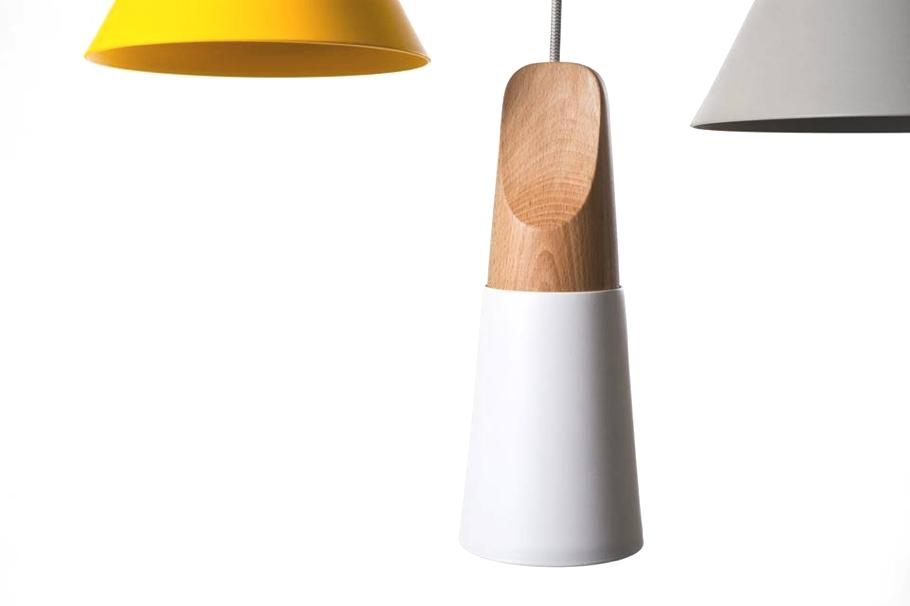 Превосходные конические светильники от компании Skrivo