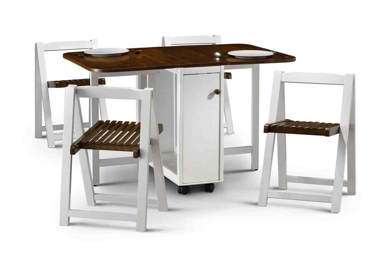 Малогабаритный стол для кухни и столовой