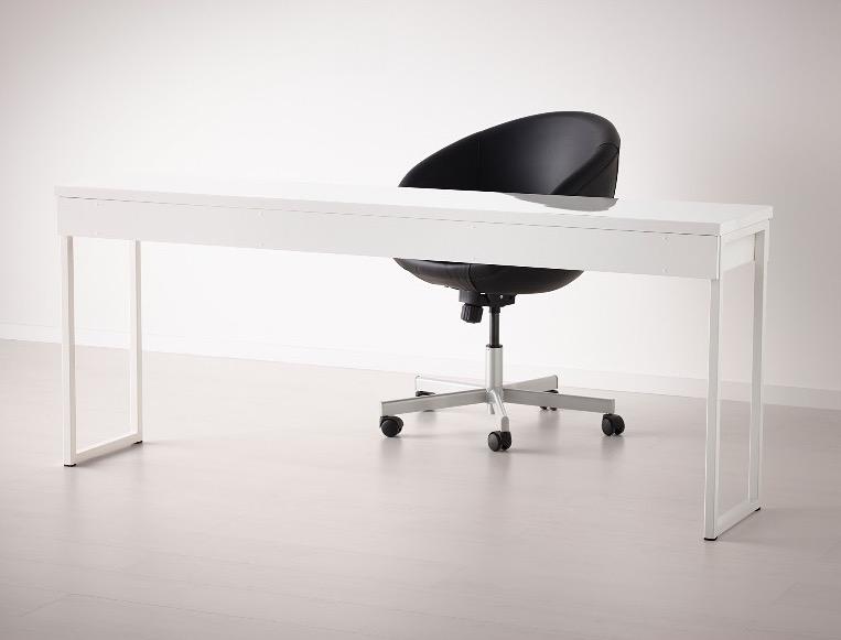 Удлиненный малогабаритный стол