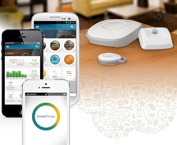 Смартфоны для беспроводного управления в доме