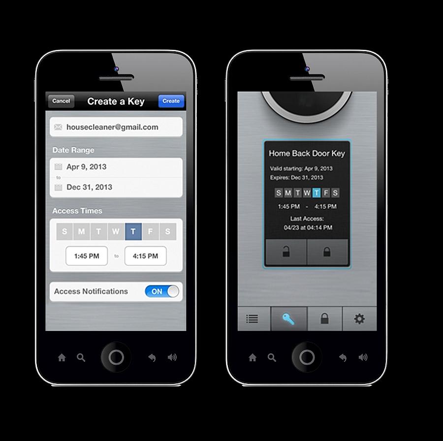 Удобныйи понятный интерфейс Годжи на смартфоне