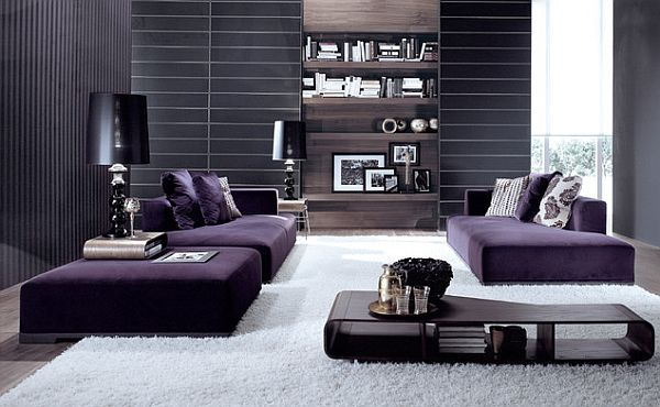 Types of sofas, photo selection of various models of the sofa