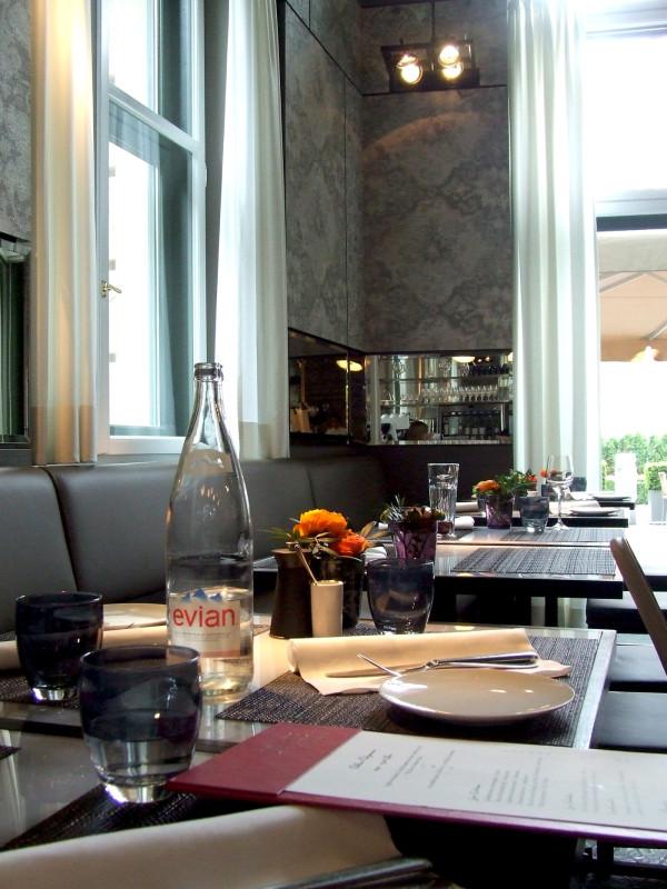 Заведение роскошного отеля Sofitel Munich Bayerpost