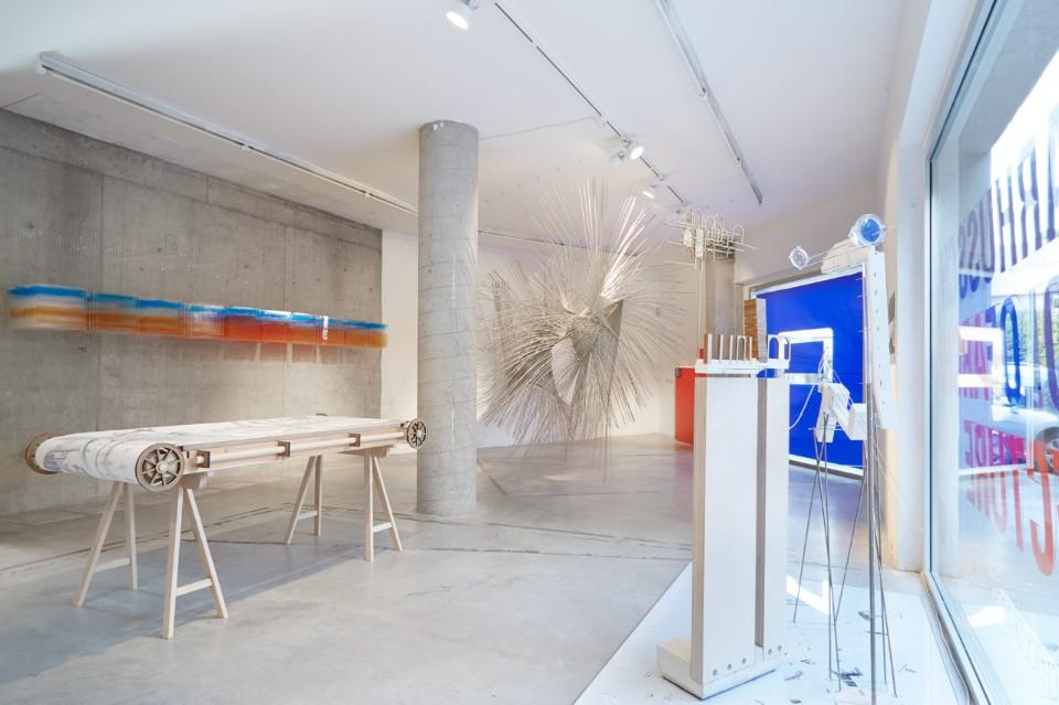 Современная выставка с уникальными экспонатами