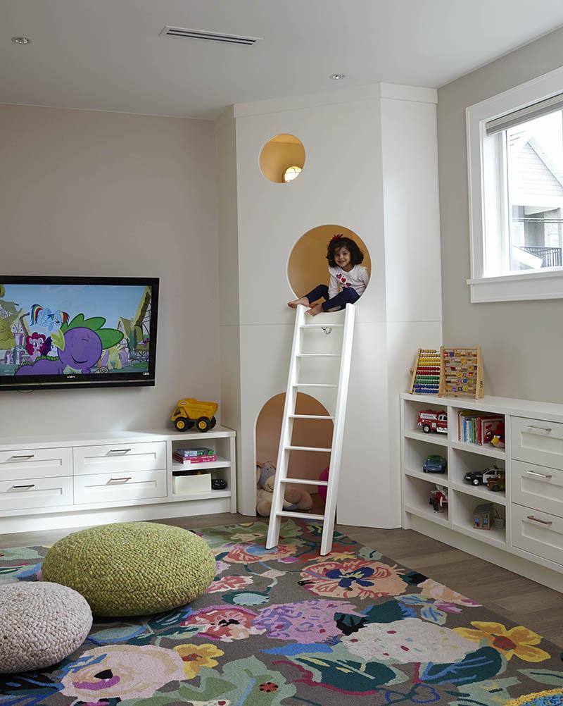 Современный детский интерьер - Фото 6