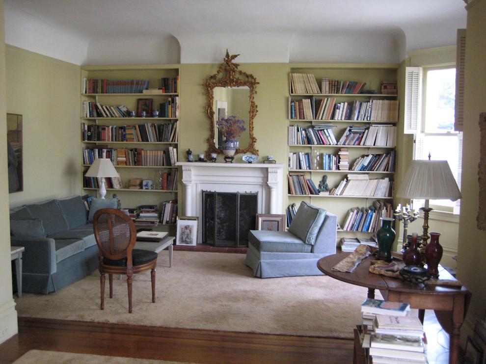 Оформление современного камина в интерьере дома - Фото 9