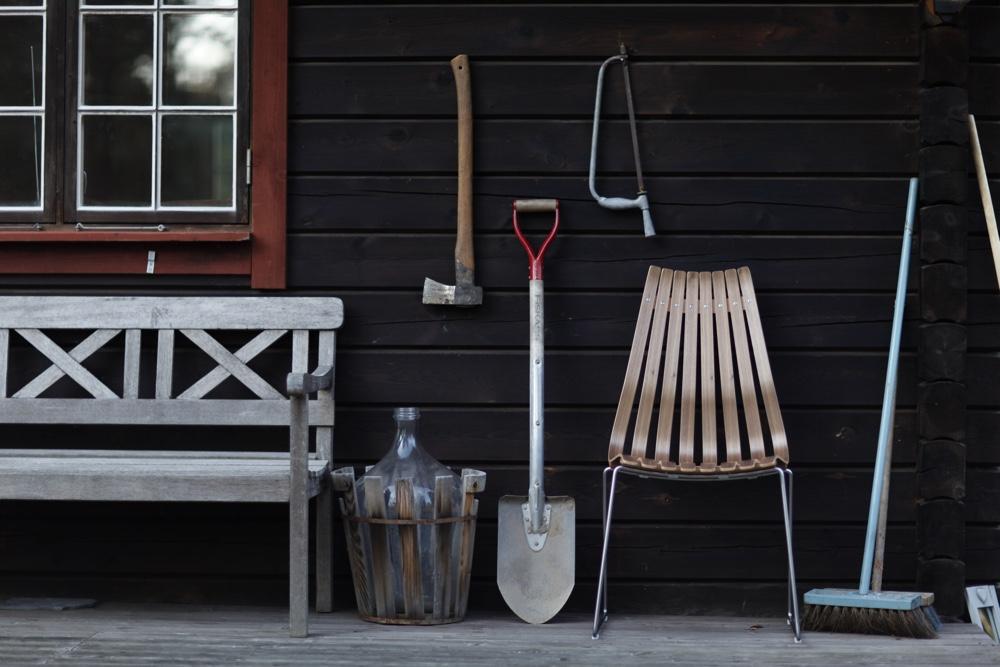 Норвежский дизайн: стул Scandia
