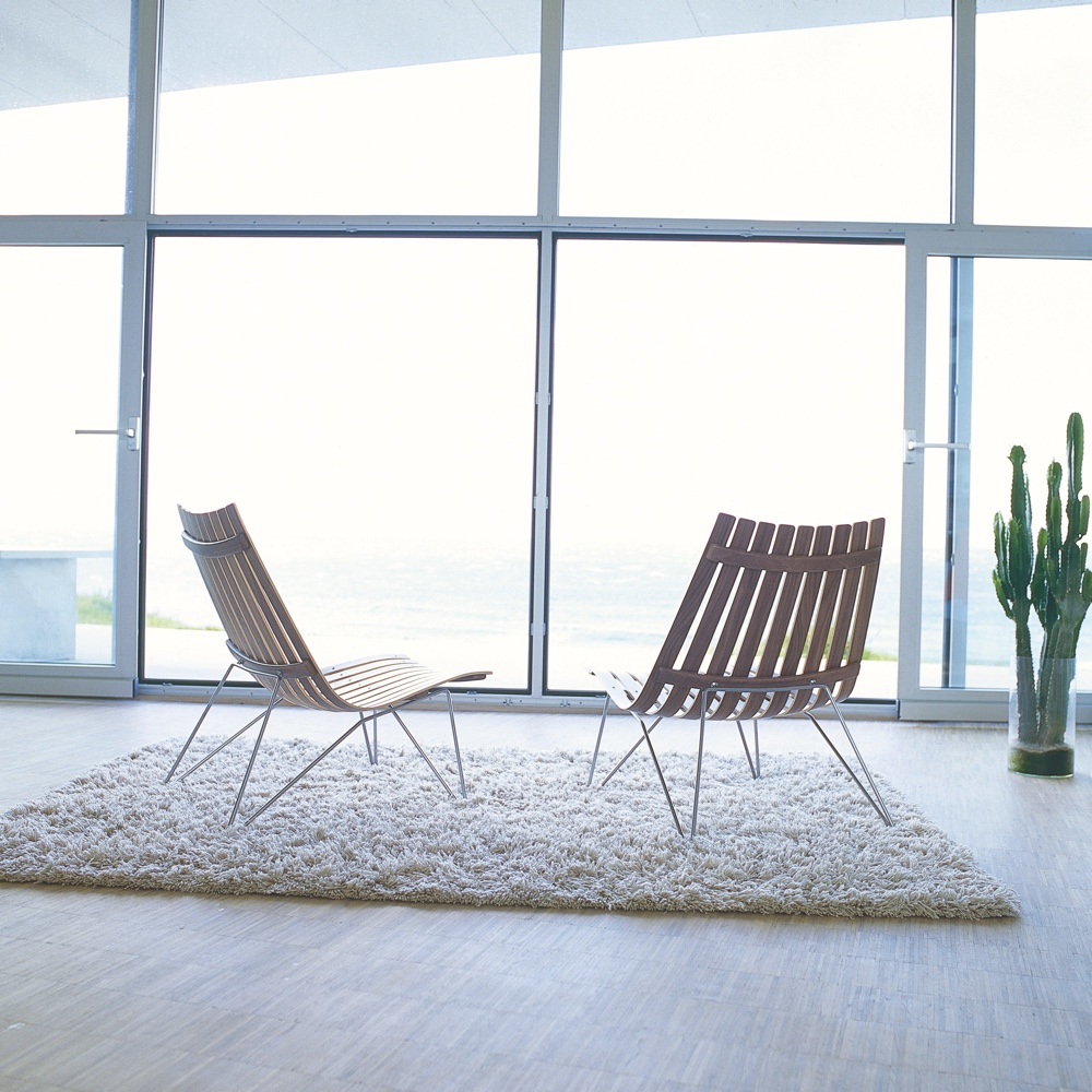 Норвежский дизайн: стул от Hans Brattrud