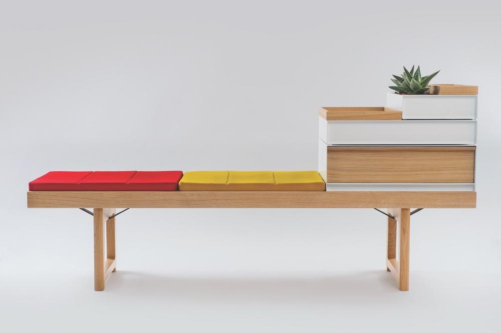 Норвежский дизайн: скамья от Torbjørn Afdal