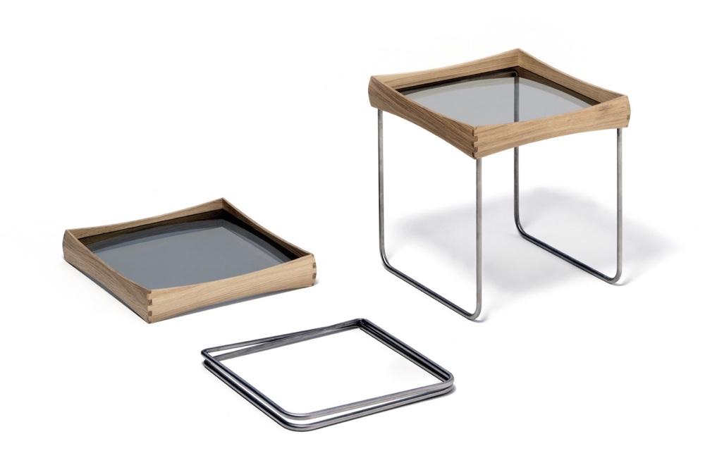 Норвежский дизайн: стол и поднос