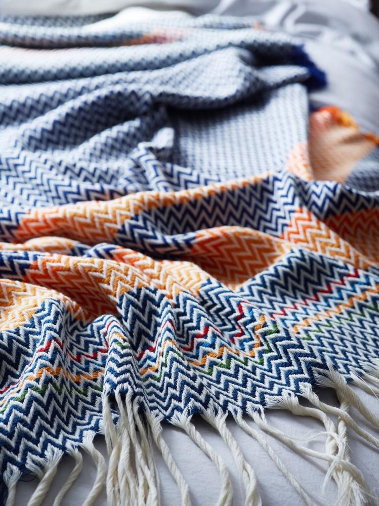 Норвежский дизайн: текстиль из натуральных материалов