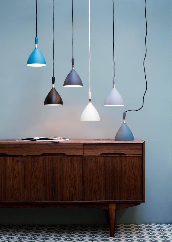 Норвежский дизайн в светильниках