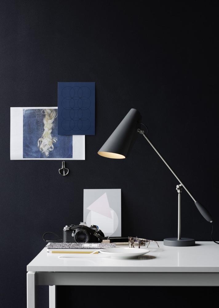 Норвежский дизайн: светильник для стола
