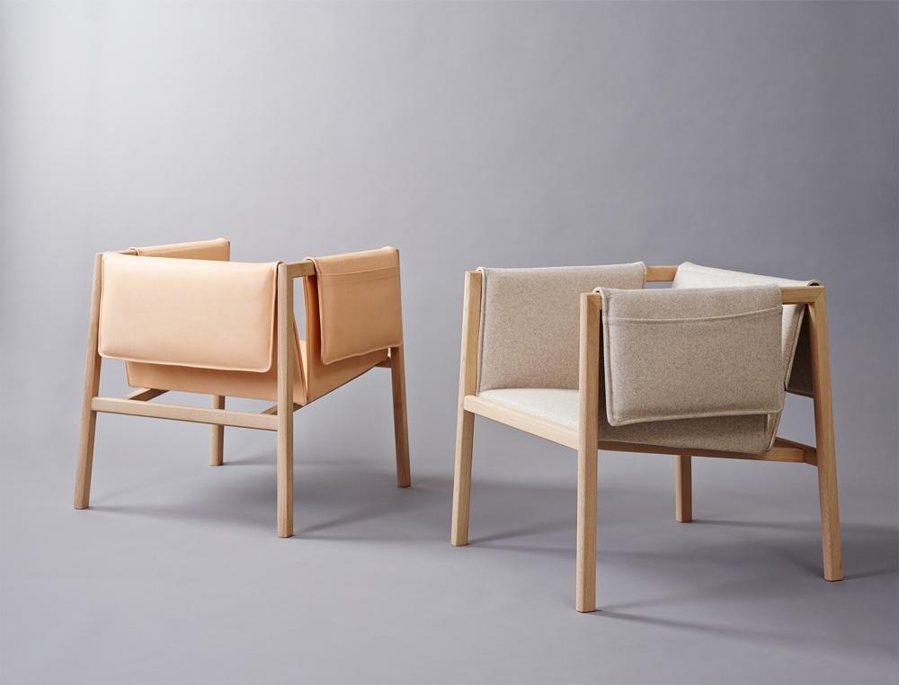 Норвежский дизайн. Классические стулья