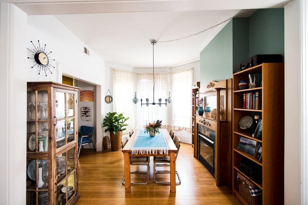 Современный скандинавский интерьер дома