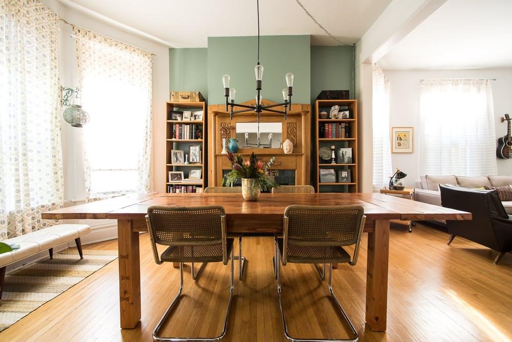 Современный скандинавский интерьер: оригинальные кресла