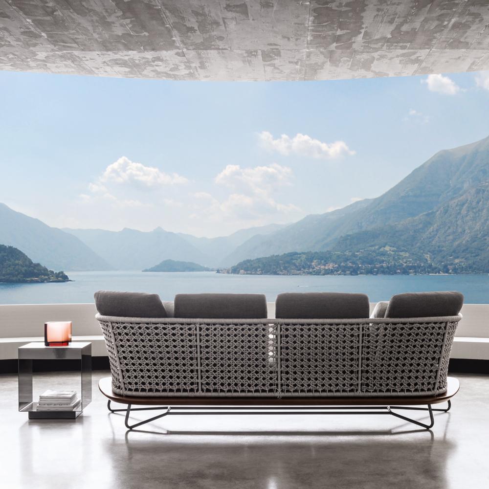 Современные диваны в интерьере гостиной - диван Rivera. Фото 2
