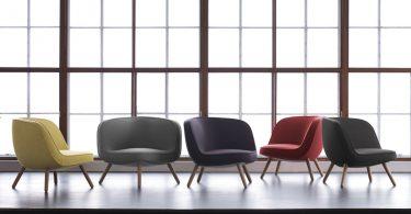 Современные дизайнерские стулья из Дании