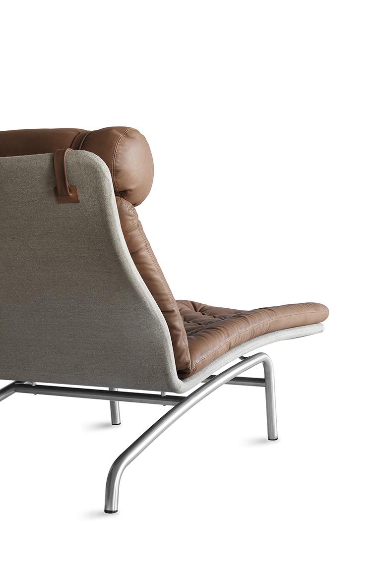 Современные дизайнерские стулья AV от Erik Jørgensen