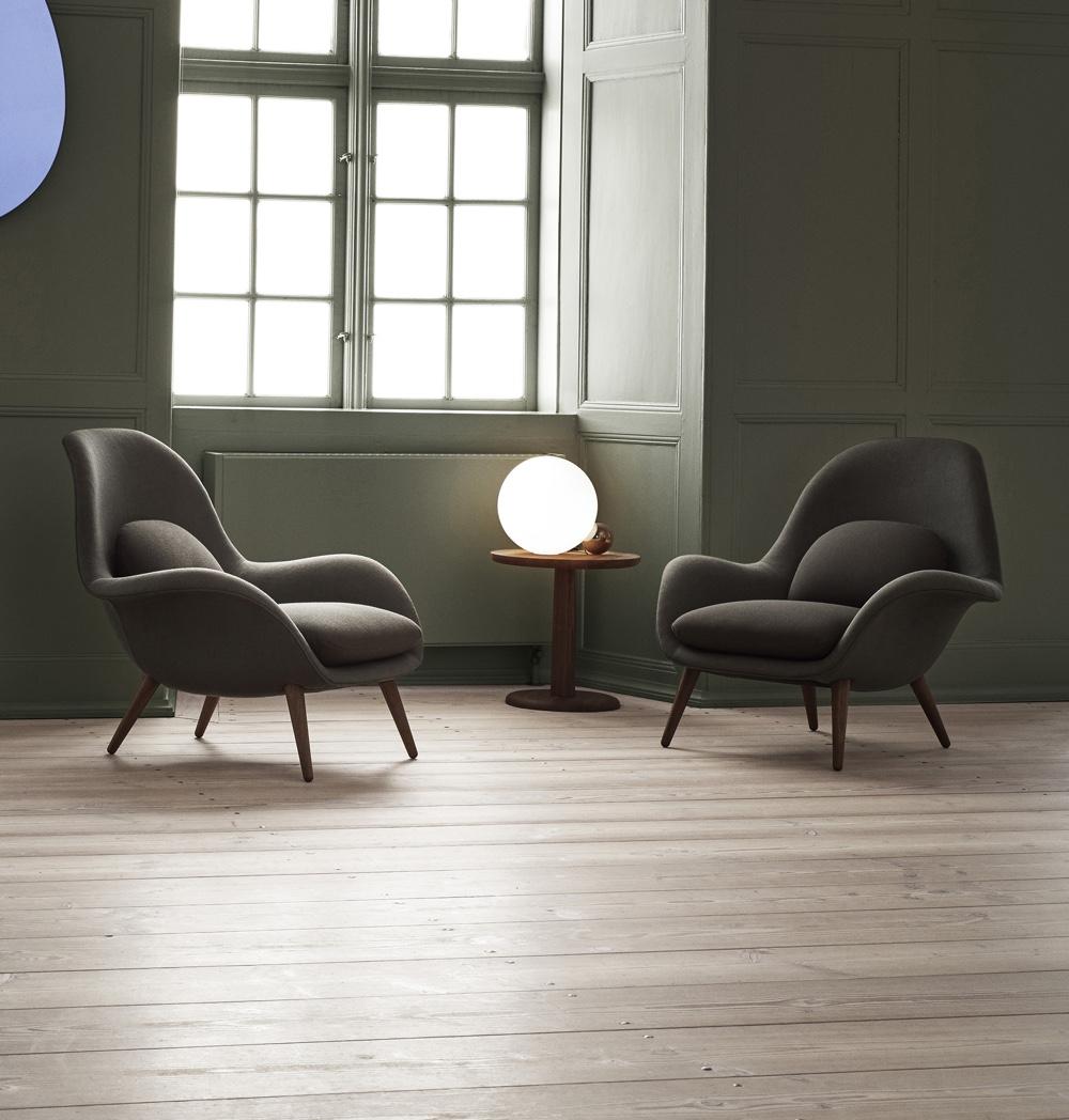 Современные дизайнерские стулья для приятного вечера