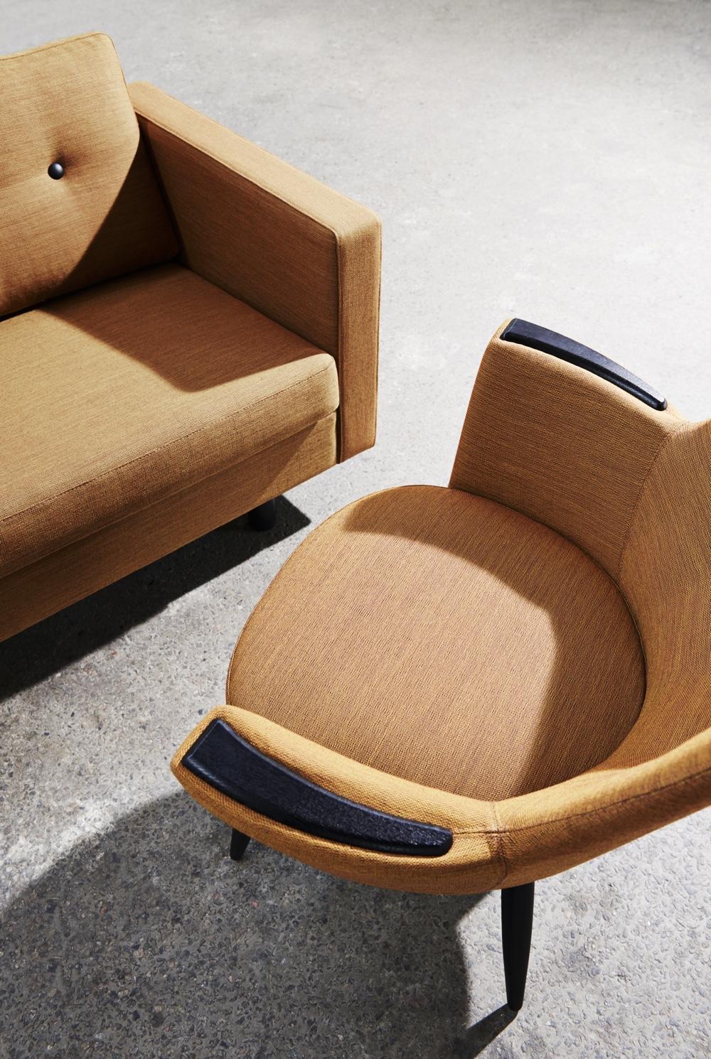 Современные дизайнерские стулья МН в интерьере