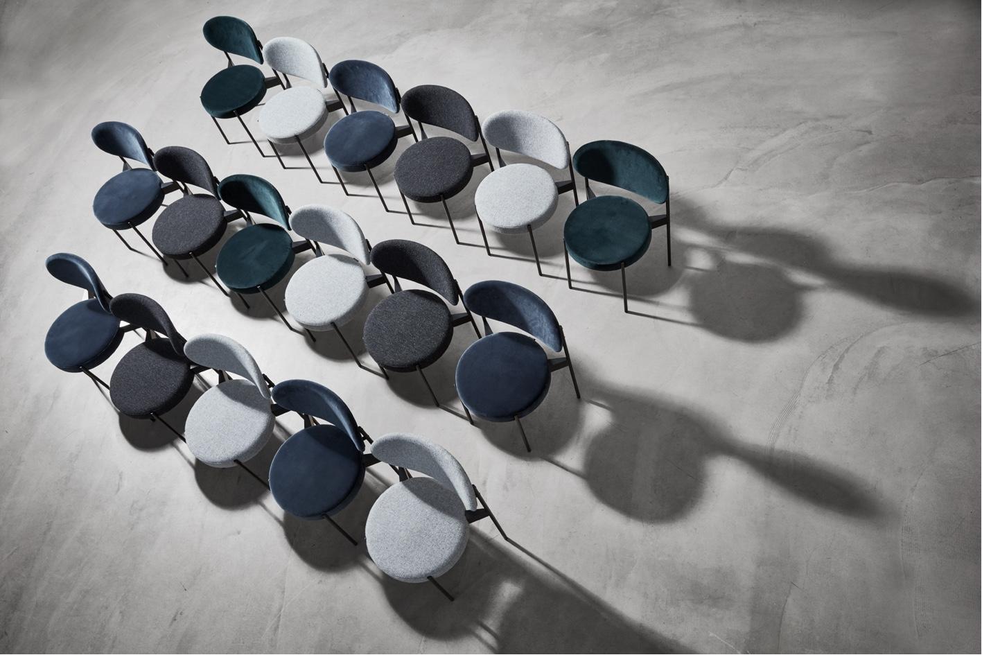 Современные дизайнерские стулья 430