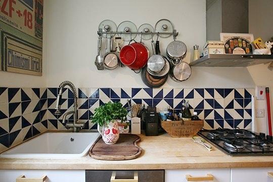 Интересные идеи мозаичной плитки в интерьере