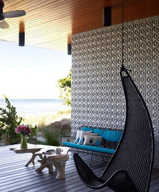 Интересные идеи мозаичной плитки: рельефная - фото 3