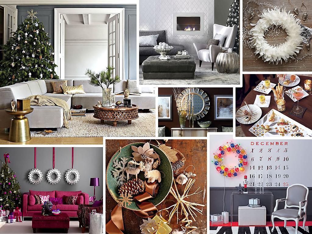 Многообразны современные новогодние украшения