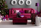 Современные новогодние украшения интерьера - пора готовиться к долгожданным праздникам!