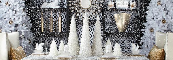 Современные новогодние украшения для дома - Фото 10