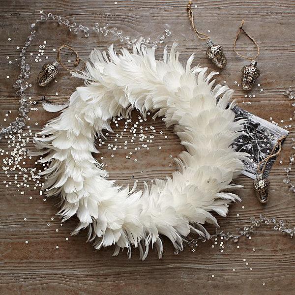 Современные новогодние украшения для дома - Фото 11