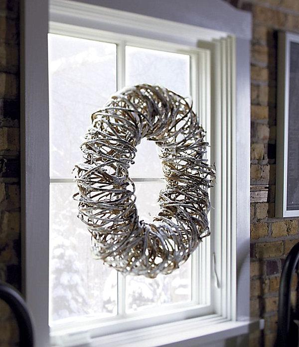 Современные новогодние украшения для дома - Фото 13