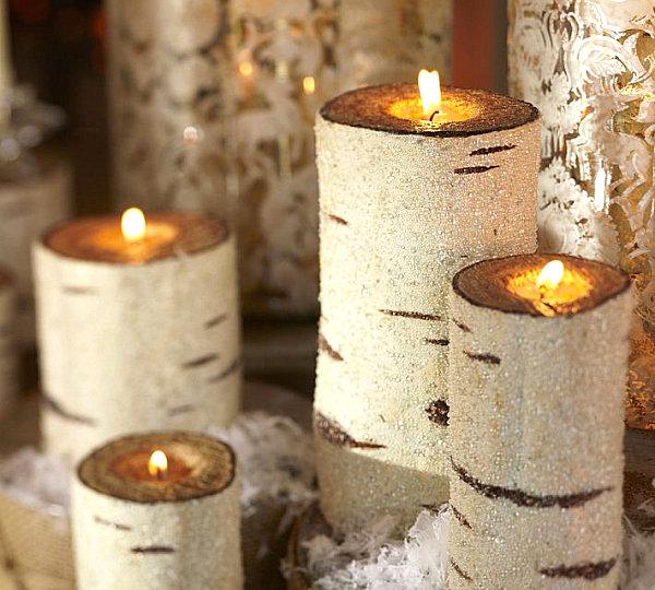 Современные новогодние украшения для дома - Фото 14