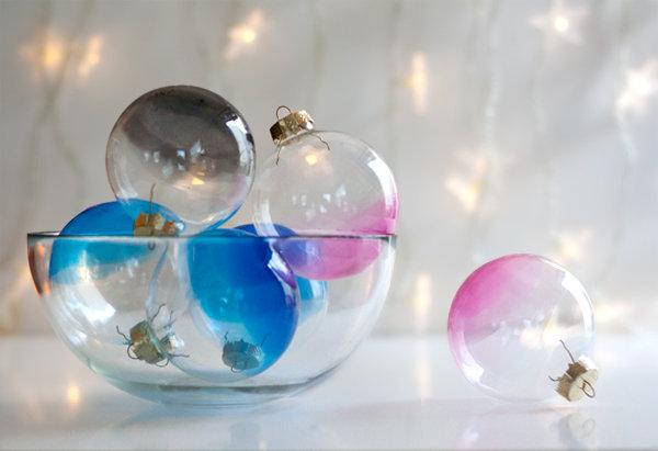 Современные новогодние украшения для дома - Фото 18