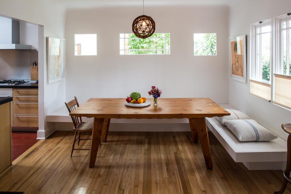 Интерьер столовой в минималистичном стиле