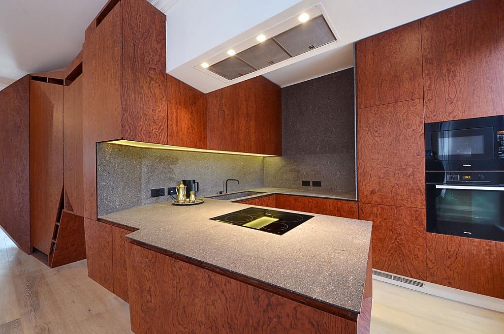 Рабочее пространство кухни