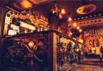 Кинетический интерьер бара Энигма в румынском городе Клуж-Напока