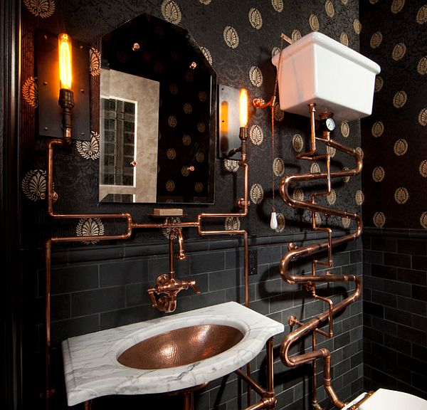 Steampunk Interior Design Ideas From Cool to Crazy