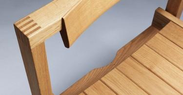 Износостойкий и практичный стул Coventry от Luke Hughes