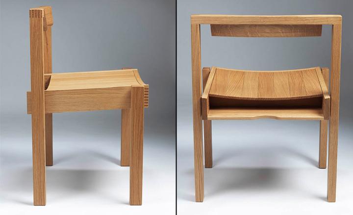 Классические стулья из дерева