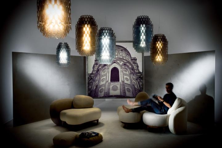 Прекрасная коллекция ламп Chantal Light